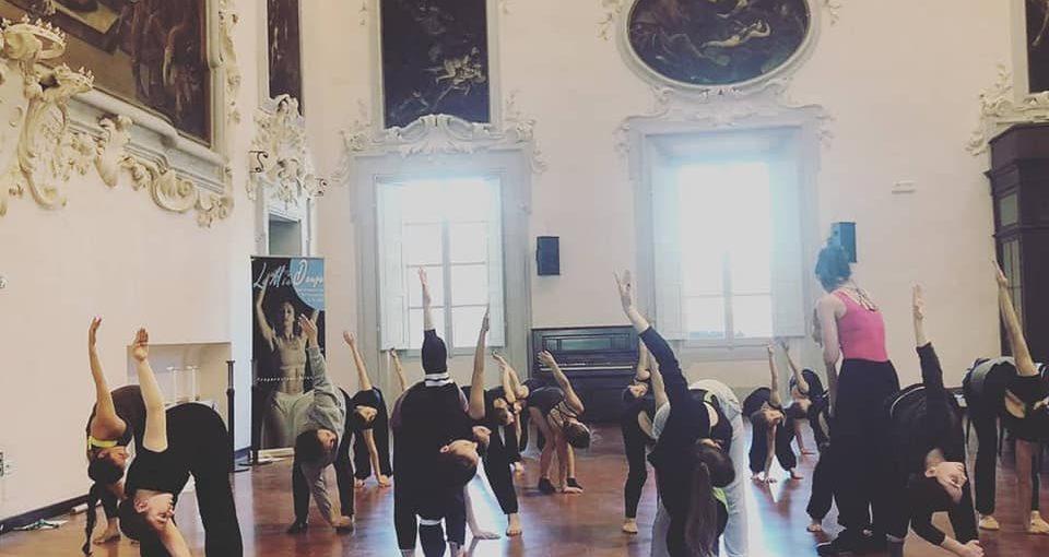 Corso preparazione atletica alla danza e arti performative